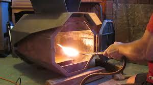 smokeless wood stove how to youtube