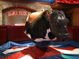 cadillac ranch mechanical bull no i didn t ride this one flickr