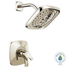 delta tesla tempassure h2okinetic single handle shower faucet trim
