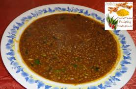 cuisine artisanale d ambanja madagascar lentille à la sauce