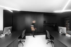 a tour mode lina u0027s sleek office in poznan officelovin u0027
