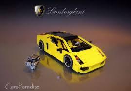technic lamborghini aventador racers lamborghini gallardo auto bild idee