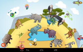 free kids puzzle game animal android apps on google play
