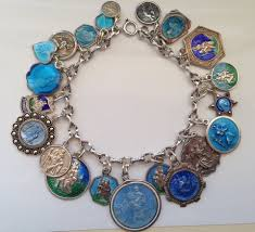 antique charm bracelet images Antique charm bracelets beautiful vintage charm bracelet jpg