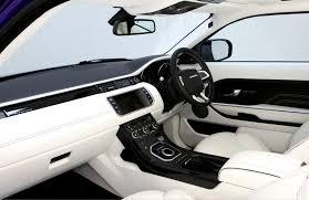 Evoque Interior Photos The Overfinch Evoque Gts Range Rover Is Unveiled