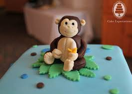 monkey cake topper cake expectations www cakeexpectations ca cake topper