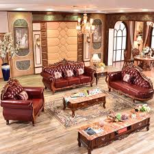 Leather Sofa Wooden Frame 929s Leather Sofa With Wood Sofa Frame For Home Furniture Buy
