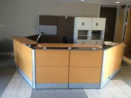 Stand Up Reception Desk Used Office Reception Furniturefinders