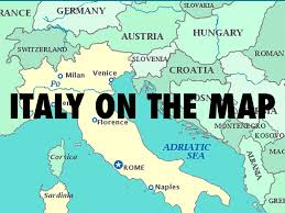 Italy On Map So Basically By Ben Sepulveda