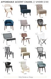 Home Decorators Accent Chairs Affordable Accent Chair Roundup Emily Henderson
