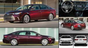 toyota avalon toyota avalon 2016 pictures information u0026 specs