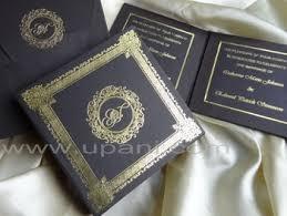 Box Wedding Invitations Brown Foil Printed Wedding Invitation Box View Silk Box Wedding