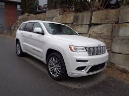 jeep summit price 2017 jeep grand cherokee summit v8 in ivory 3 coat for sale in