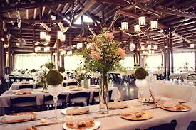 wedding re rustic wedding reception at hoover park s beautiful barn like