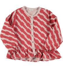 blouse ruffles baby blouse ruffles 100 cotton picnik barcelona