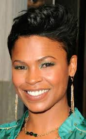 natural spike hairstyles for african american woman short stuff chic short hair cuts for the summer african