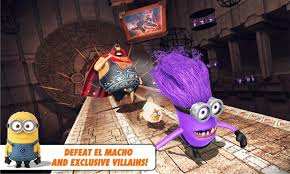 despicable me minion rush receives its big halloween update