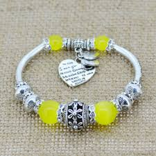 silver bracelet beads charms images Fashion silver plated jewelry love heart charm bracelets bangles jpg