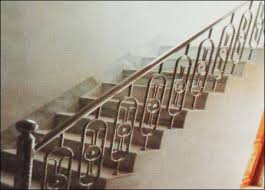 stainless steel staircase railing in pune maharashtra sunshine