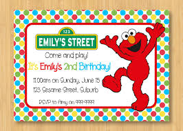 elmo party invitations for your inspiration thewhipper com