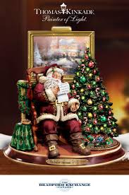 thomas kinkade halloween photo album collection thomas kinkade christmas tree ornaments