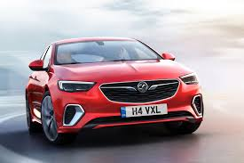 vauxhall vectra 2017 gsi returns prices confirmed for new vauxhall insignia gsi by car