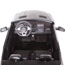 suv jeep black licensed 24v mercedes benz gls63 children u0027s 4wd ride on suv jeep