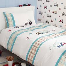 laura ashley girls bedding tractors and trucks bedset at laura ashley kids room ideas