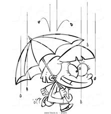 coloring pages rain coloring pages free printable reindeer