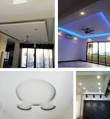 House Lighting Design In Malaysia by Cyd Plaster Ceiling U0026 Renovation Plaster Ceiling Installation