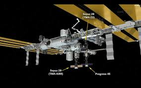 international space station space the final frontier