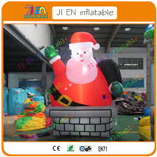 Outdoor Inflatables Decoration Santa Claus Inflatables Outdoor