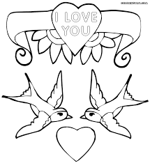 love coloring pages coloring pages to download and print