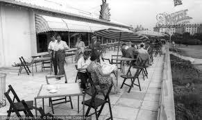 Rock Garden Restaurant Photo Of Southsea Rock Garden Restaurant C 1960