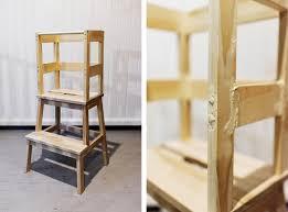 ikea step ikea hack toddler learning tower using a bekväm stool tutorial