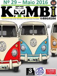 volkswagen van cartoon kombi magazine issuu