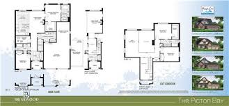 briarwood homes floor plans young s cove briarwood homes new detached house for sale yp