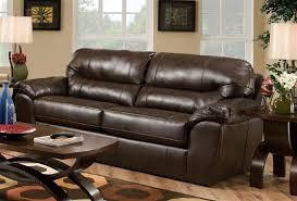 Leather Sofa Sleeper Brantley Leather Sofa Sleeper By Jackson Furniture 4430 04