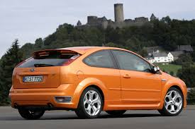 review ford mk2 focus st 2005 07