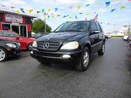 2004 mercedes m class ml350 2004 mercedes m class in florida for sale 13 used cars