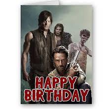 Walking Dead Birthday Meme - walking dead birthday happy birthday walking dead meme walkers