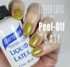 liquid latex halloween city bedlam beauty my favorite peel off base liquid latex