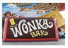wonka bars where to buy buy 2 x willy wonka chocolate bar with novelty golden ticket in