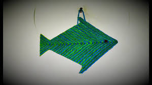 diy easy home decoration fish show piece made with jute and