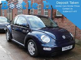 2001 volkswagen beetle herbie 2 0 se auto with black leather in