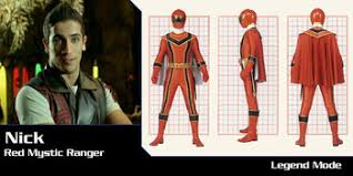 power rangers mystic force characters tv tropes