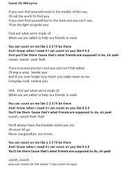 Lyrics To Count On Me Bruno Mars Más De 25 Ideas Increíbles Sobre Count On Me Lyrics En