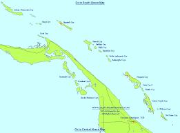 Bahamas On World Map North Abaco Map Bahamas Spanish Cay Nunjack And Green Turtle Cay