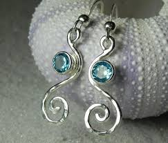 custom silver jewelry best 25 topaz jewelry ideas on topaz custom jewelry