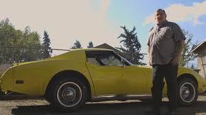 1976 corvette yellow car damaged at repair shop tacoma fights back king5 com